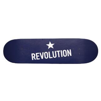 Revolutions-Skate-Plattform Personalisiertes Skateboarddeck