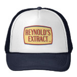 Reynolds Auszug-Hut Truckerkappen