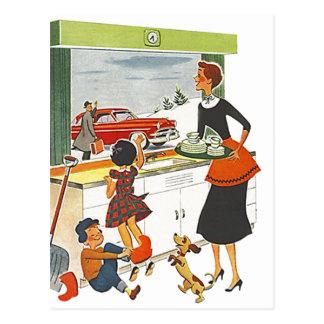 Rezept-Karten-Postkarten-Entwurf, zum von Fav Reze