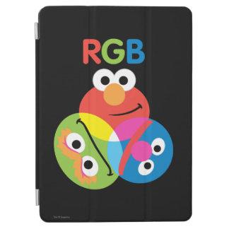 Rgb-Sesame Street iPad Air Hülle