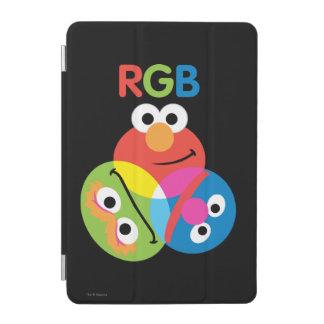 Rgb-Sesame Street iPad Mini Hülle