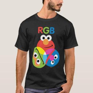 Rgb-Sesame Street T-Shirt