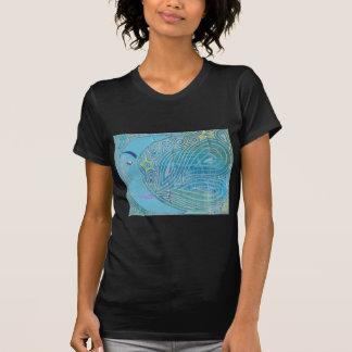 Rhapsodie im blauen Mond 001.jpg T-Shirt