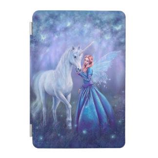 Rhiannon - Einhorn-und Fee-Kunst iPad Minifall iPad Mini Cover