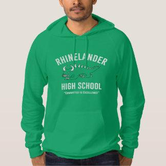 Rhinelander Highschool Hoodie - Retro Hodag