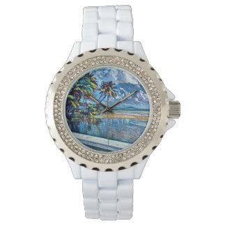 Rhinestoneuhr Uhr