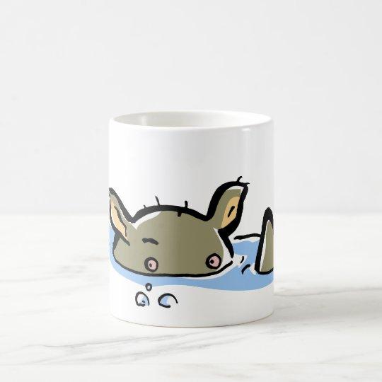 rhino bath mug kaffeetasse