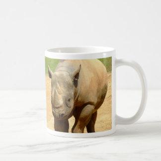 Rhinos Kaffeetasse