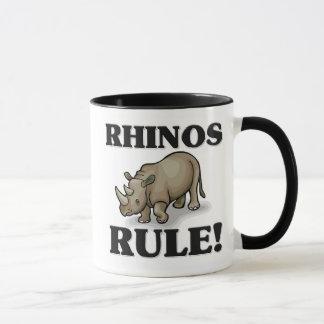 RHINOS Regel! Tasse