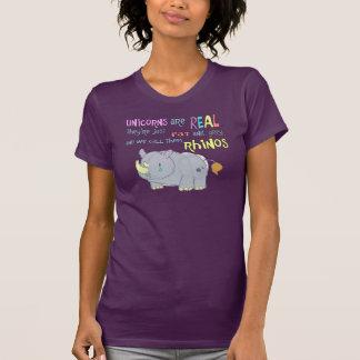 Rhinos sind gerade hässliche Einhörner T-Shirt