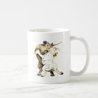 Rhinos-Tango Kaffeetasse