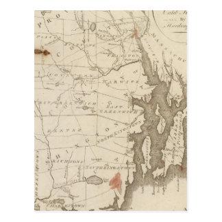 Rhode Island 2 Postkarte