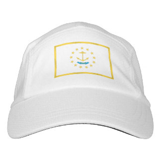 RHODE ISLAND Flagge - Headsweats Kappe