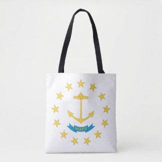 RHODE ISLAND Flaggen-Entwurf - Tasche