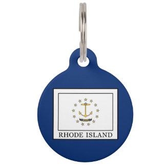 Rhode Island Haustiermarke