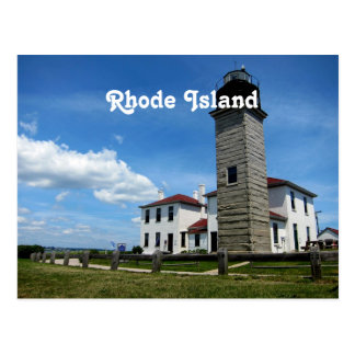 Rhode Island Postkarte
