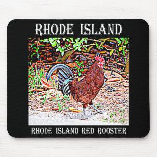 Rhode Island Rot-Hahn Mousepad