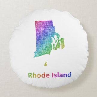 Rhode Island Rundes Kissen