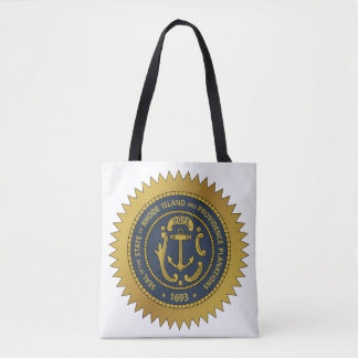 Rhode Island Staats-Siegel - Tasche