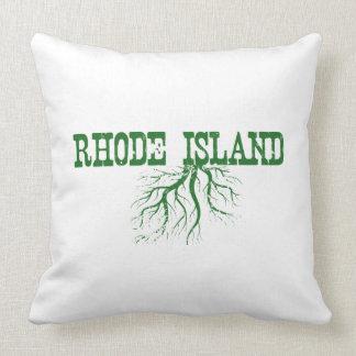 Rhode Island Wurzeln Kissen