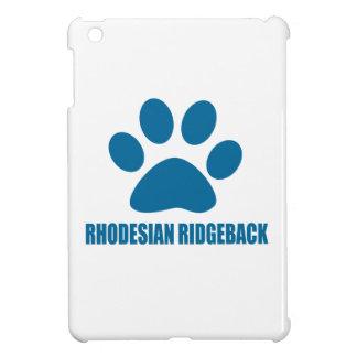 RHODESIAN RIDGEBACK HUNDEentwürfe iPad Mini Hülle