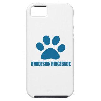 RHODESIAN RIDGEBACK HUNDEentwürfe iPhone 5 Case