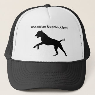 Rhodesian Ridgeback Hut Truckerkappe