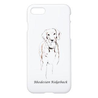 Rhodesian Ridgeback iPhone 7 Fall iPhone 8/7 Hülle
