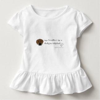 rhodesian ridgeback kleinkind t-shirt