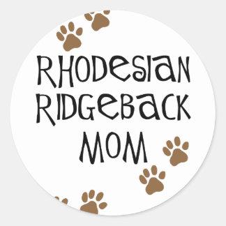 Rhodesian Ridgeback Mamma
