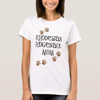 Rhodesian Ridgeback Mamma T-Shirt