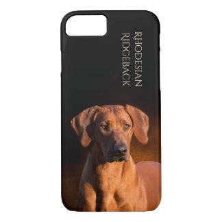 Rhodesian Ridgeback Telefon-Kasten iPhone 8/7 Hülle