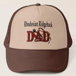 Rhodesian Ridgeback Vati-Geschenke Truckerkappe