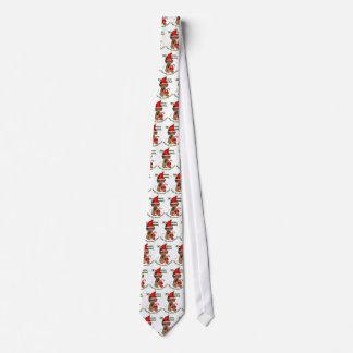 Rhodesian Ridgeback Weihnachtsgeschenke Krawatte