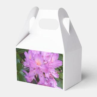 Rhododendron-Blumen-Bevorzugungs-Kasten Geschenkschachtel