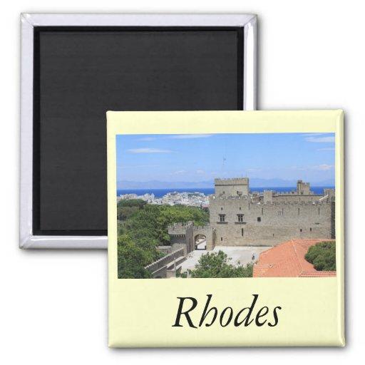 Rhodos Magnets