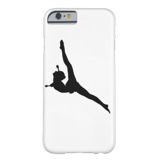 Rhythmische Gymnastik iPhone Fall Barely There iPhone 6 Hülle