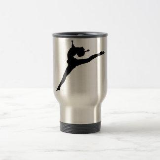Rhythmische Gymnastik-Tasse Reisebecher