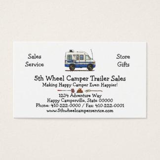 Rialta Winnebago-Camper RV HSH Visitenkarte