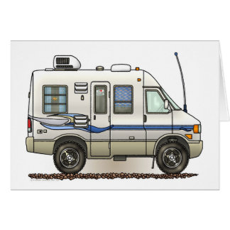 Rialta Winnebago-Camper RV Karte