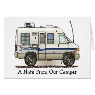 Rialta Winnebago-Camper RV M Karte