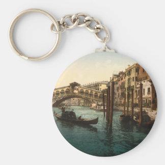 Rialto Brücke I, Venedig, Italien Schlüsselanhänger