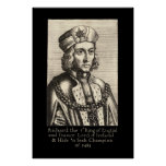 Richard III: Fell'n-Suchvorgang-Meister Posterdrucke