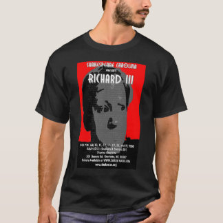 RICHARD III T-Shirt