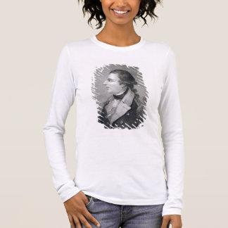 Richard Montgomery (1736-75) graviert von E. Langarm T-Shirt