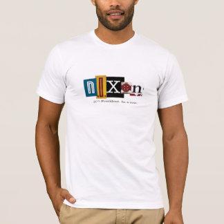 Richard Nixon-Kampagnen-T-Stück 1969 T-Shirt