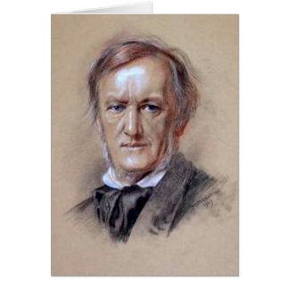 Richard Wagner - das Musik-Genie Karte