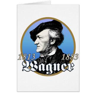 Richard Wagner Karte