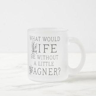 Richard Wagner-Musik-Zitat Tee Tassen