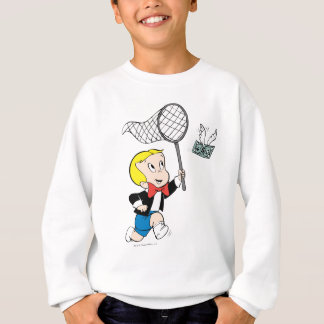 Richie Reiche mit Netz - Farbe Sweatshirt